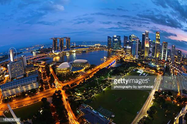 The City that Never Sleep, Singapore