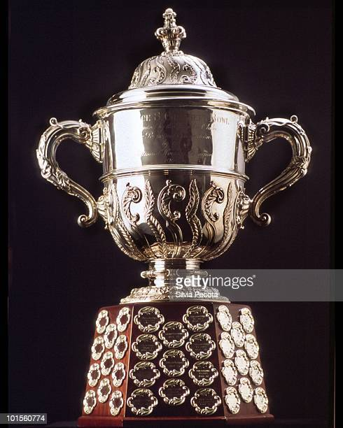 The Clarence S Campbell Bowl is a National Hockey League trophy awarded to the Western Conference playoff champions