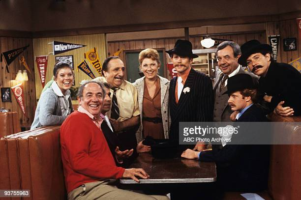 DAYS 'The Claw Meets the Fonz' 11/3/78 Erin Moran Jerry Paris Al Molinaro Marion Ross Ron Howard Tom Bosley Donny Most Anson Williams