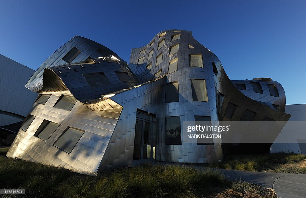The Cleveland Clinic Lou Ruvo Center for Brain Health that was designed by worldrenowned architect Frank Gehry in North Las Vegas on October 12 2010...