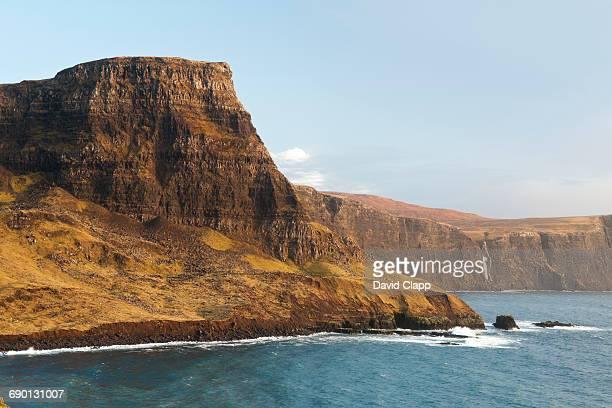 The cliffs at Neist Point, Isle of Skye, Scotland