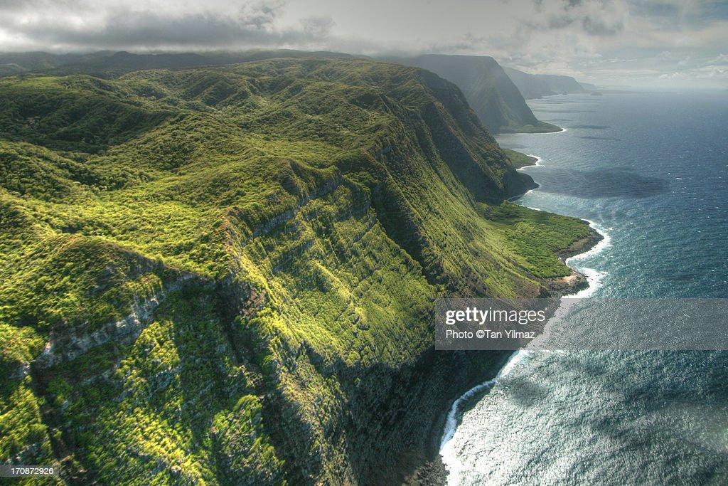The Cliffs of Molokai