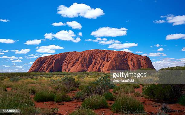 The Clouds Over Uluru
