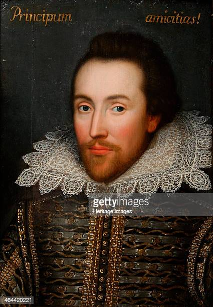 The Cobbe portrait of William Shakespeare c1610 Private Collection