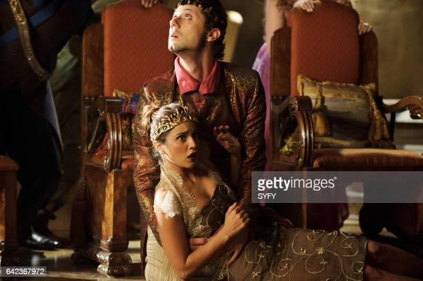 THE MAGICIANS 'The Cock Barrens' Episode 206 Pictured Summer Bishil as Margo Hale Appleman as Eliot