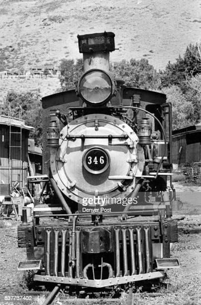 The Colorado Railroad Museum 17155 W 44th Ave will run its Denver and Rio Grande Railway steam engine 346 left on its half mile of track from 930 am...