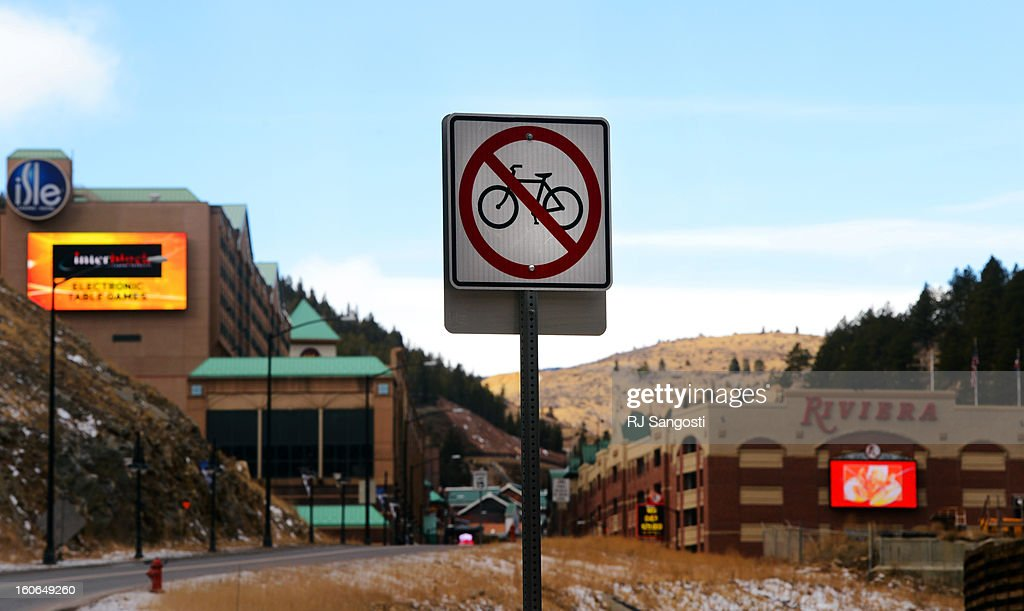 The Colorado Supreme Court has overturned Black Hawk's ban on riding bicycles, February, 04, 2013. The court ruled the town can pass traffic regulations, but said they must comply with state laws that require any municipal bike prohibition provide an available alternate path within 450 feet.