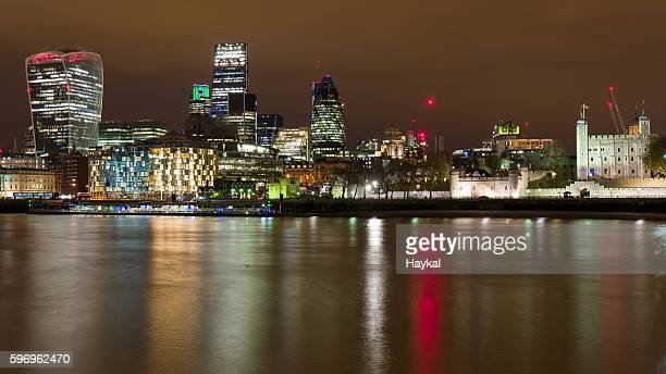 The Colorful Thames...