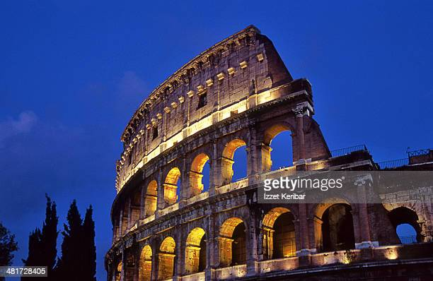 The Colosseum Rome, Italy