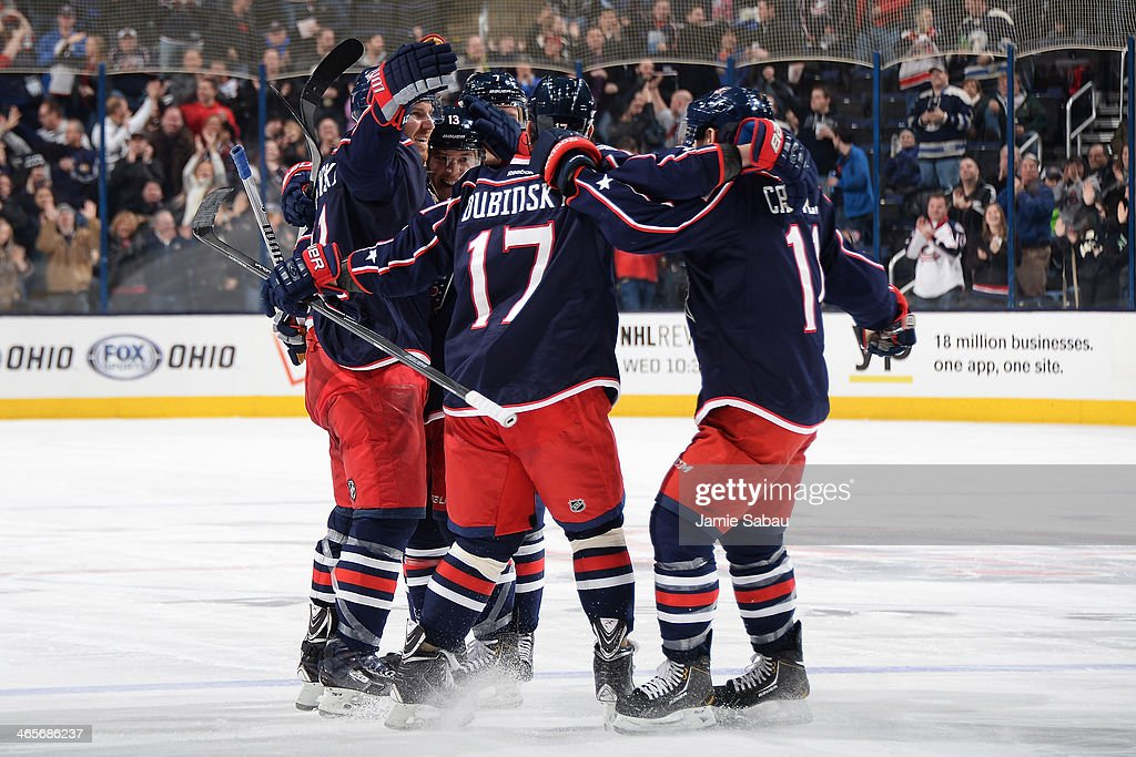 Ottawa Senators v Columbus Blue Jackets Photos and Images | Getty ...