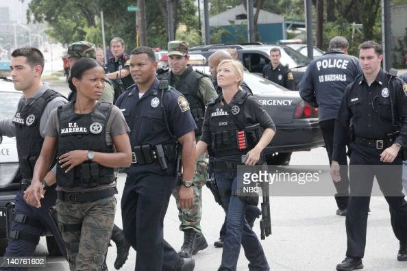 CHASE 'The Comeback Kid' Episode 105 Pictured Jesse Metcalfe as Luke Watson Rose Rollins as Daisy Ogbaa Kelli Giddish as Annie Frost Photo by Bill...