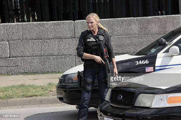 CHASE 'The Comeback Kid' Episode 105 Pictured Kelli Giddish as Annie Frost Photo by Bill Matlock/NBC/NBCU Photo Bank