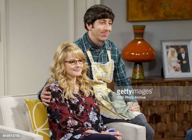 'The ComicCon Conundrum' Pictured Bernadette and Howard Wolowitz Leonard reluctantly agrees to let Penny join the gang for their annual trip to...