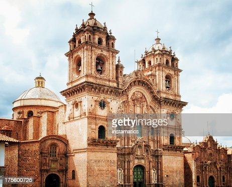 La Compañia de Jesús in Cusco