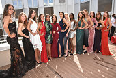 """""""Miss Beaute Nationale 2019"""" Press Conference At SPS..."""