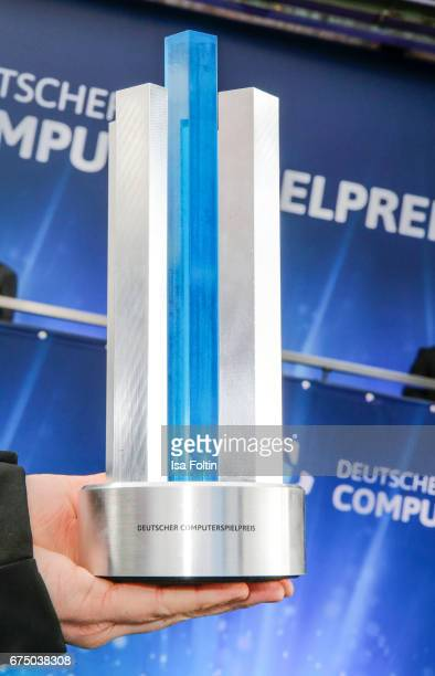 The Computer Games Award 2017 at WECC on April 26 2017 in Berlin Germany