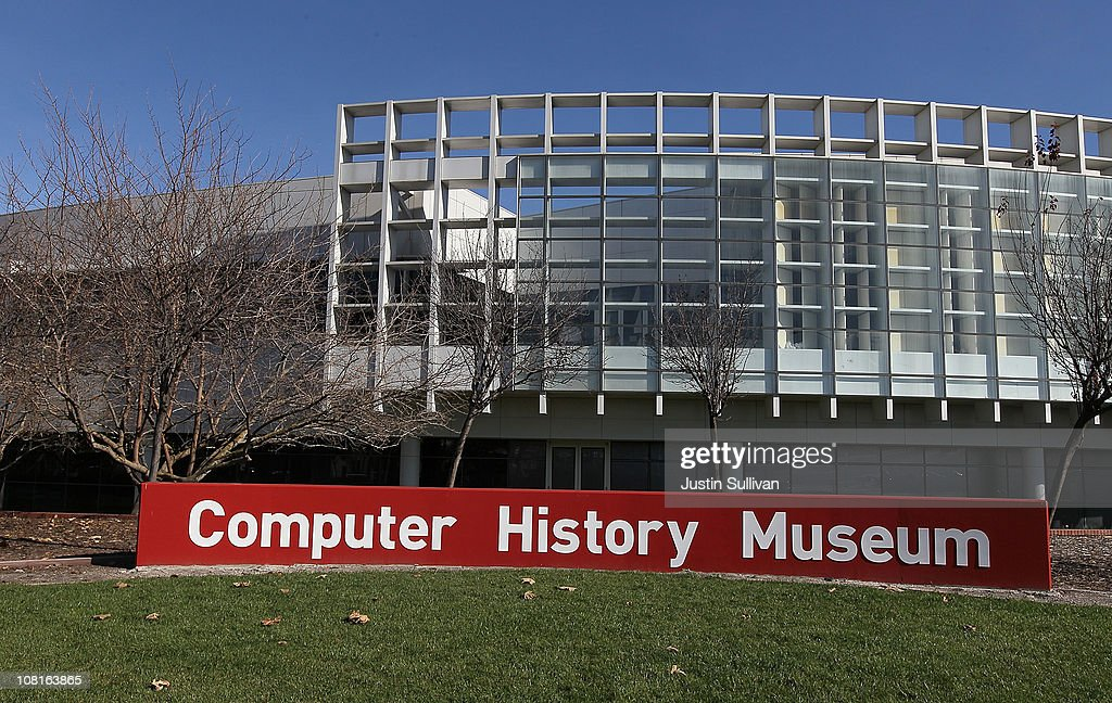 The Computer History Museum is seen on January 19, 2011 in Mountain View, California. After a two year, $19 million renovation, the Computer History Museum re-opened its doors with a new 25,000 square foot exhibit called Revolution: The First 2000 Years of Computing. The exhibit features over 1,000 artifacts and 100 multimedia stations that explores every major aspect of the history of computing, from the abacus to the smart phone, and every step in between.