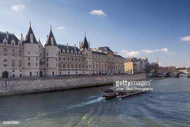 The Conciergerie in Paris, France