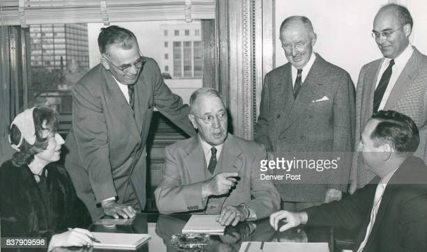 NOV 8 1955 NOV 10 1955 The Conference of Chief Justices of the United States was extended a formal invitation to meet either in Denver or in Colorado...
