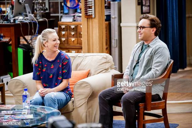 'The Confidence Erosion' Pictured Penny and Leonard Hofstadter Sheldon and Amy try to eliminate stress from wedding planning by applying math to the...