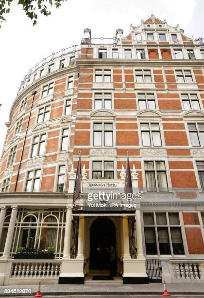 The Connaught Hotel in Mayfair London First opening it's doors in 1815 the hotel was originally called 'The Prince of SaxeCoburg Hotel' but the name...