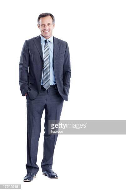 The consummate corporate executive