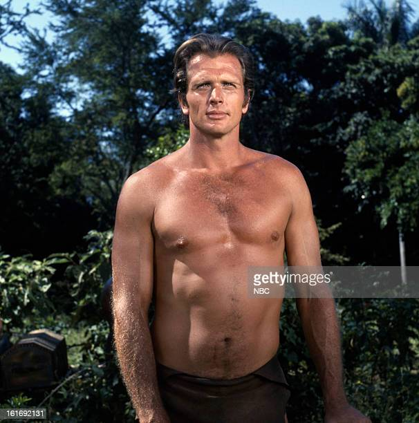 TARZAN 'The Convent' Episode 15 Pictured Ron Ely as Tarzan