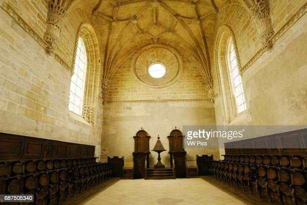 The Convent of the Order of Christ experienced five centuries of inspired builders The castle of the Knights Templar of Tomar was built by Gualdim...