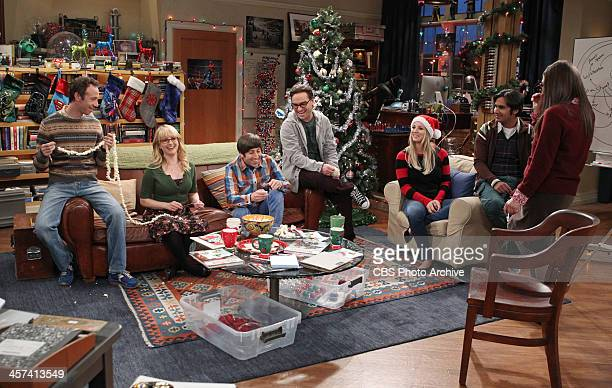 'The Cooper Extraction' While Sheldon is away in Texas everyone gathers to decorate the apartment Christmas tree and they each realize how much he...