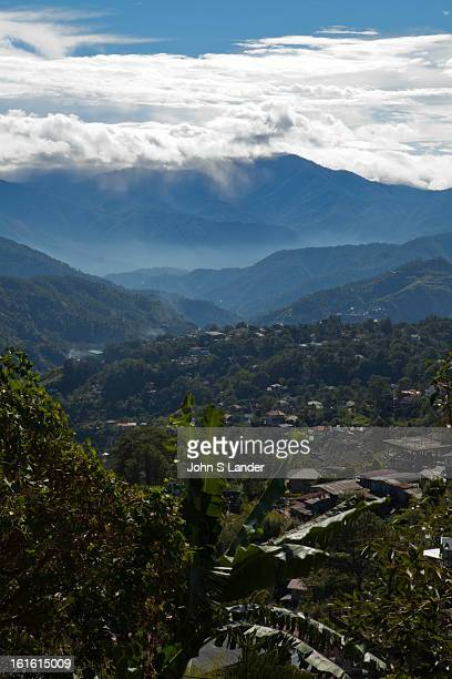 BAGUIO BENGUET PHILIPPINES The Cordillera Central is a massive mountain range situated in the northern central part of the island of Luzon the...
