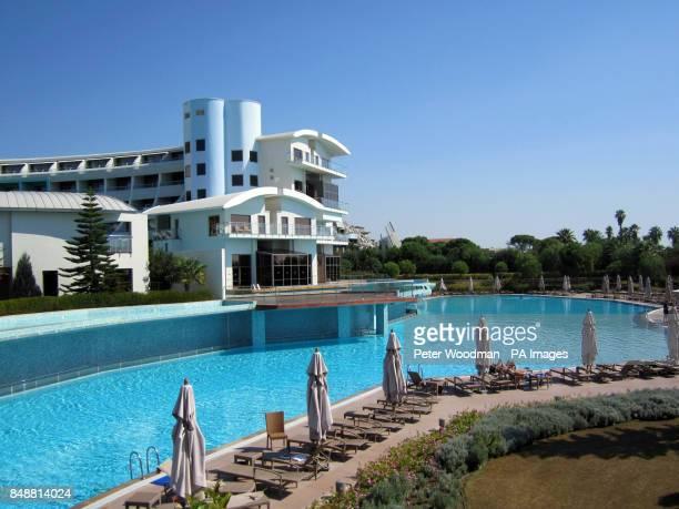 The Cornelia Diamond Resort Hotel Blek in Antalya Turkey