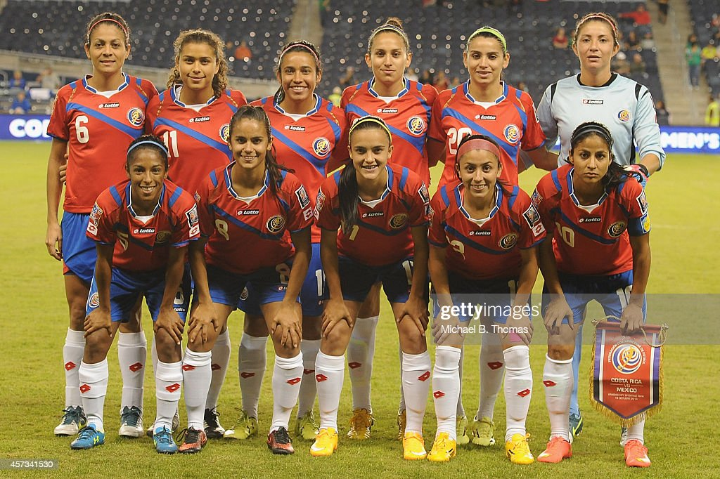 Costa rican soccer team