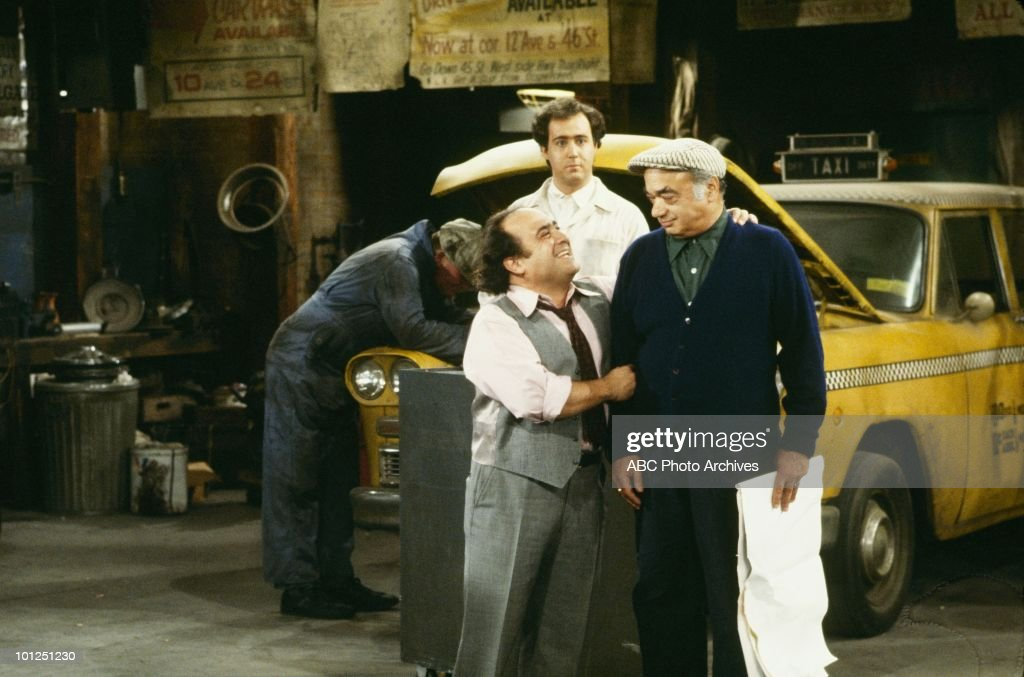 TAXI - 'The Costume Party' which aired on February 19, 1981. (Photo by ABC Photo Archives/ABC via Getty Images) DANNY