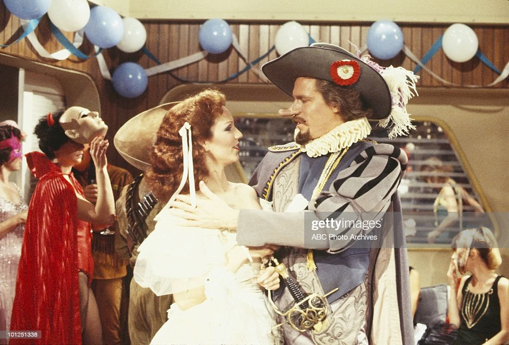 TAXI - 'The Costume Party' which aired on February 19, 1981. (Photo by ABC Photo Archives/ABC via Getty Images) MARILU