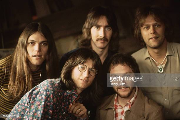 Timothy Schmit Richie Furay George Grantham Rusty Young and Paul Cotton