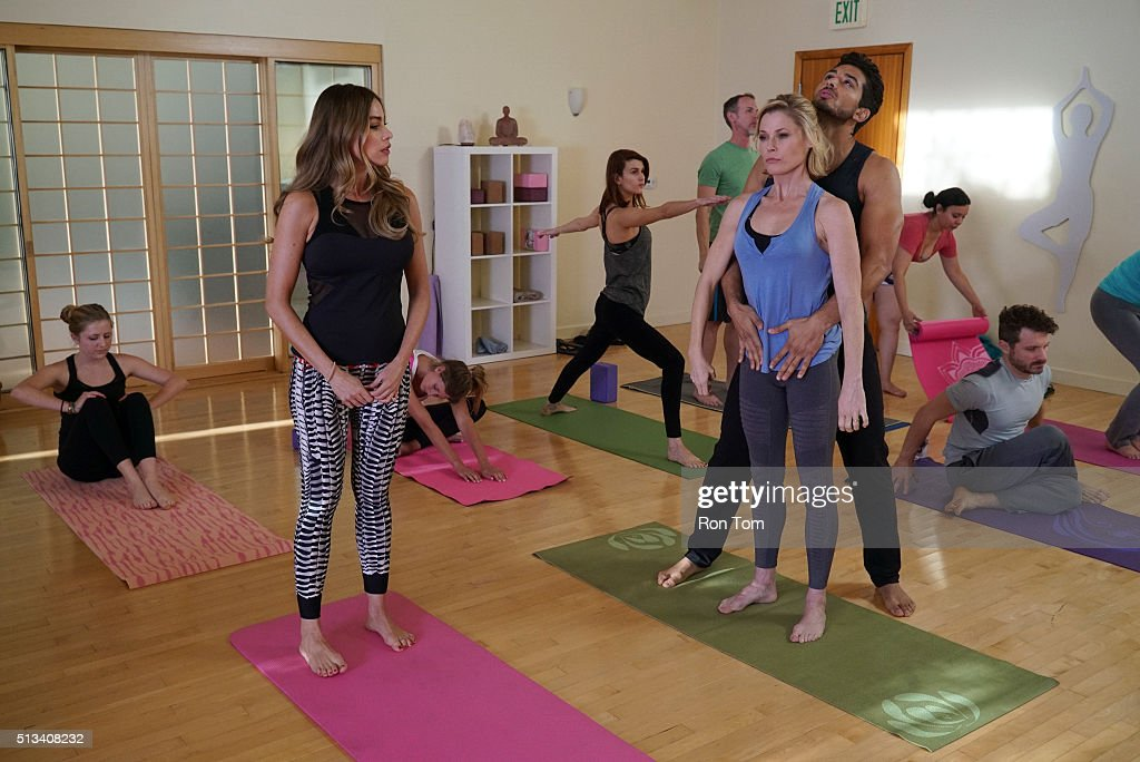 Modern Family Classroom ~ Abc s quot modern family season seven getty images