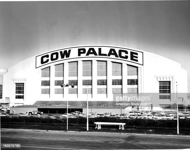 The Cow Palace in San Francisco Bay California circa 1965