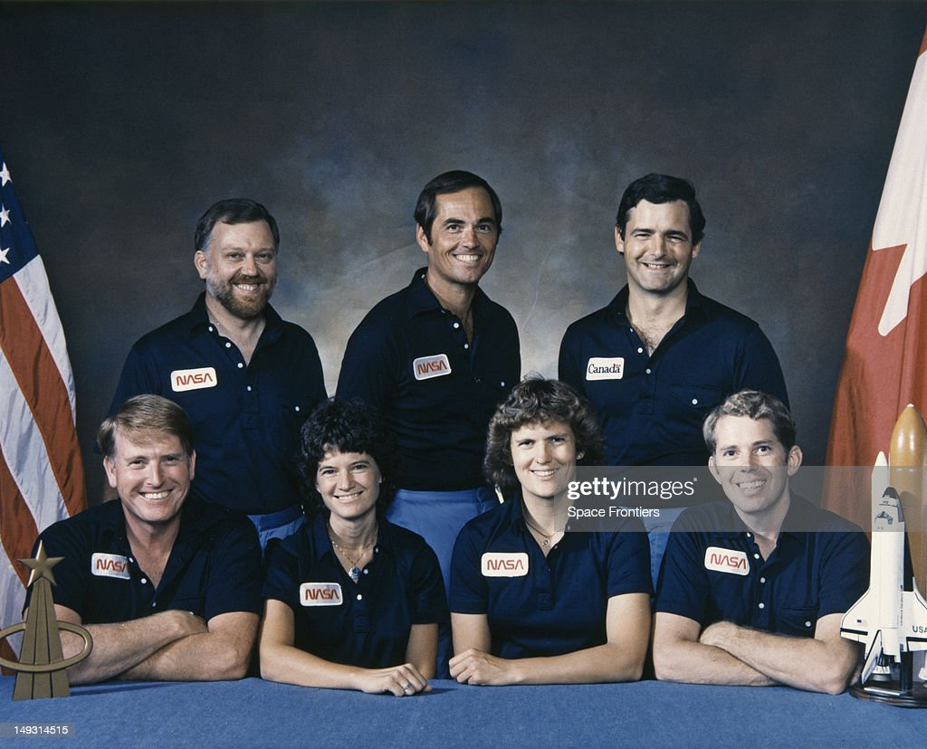 sally ride nasa crew - photo #5