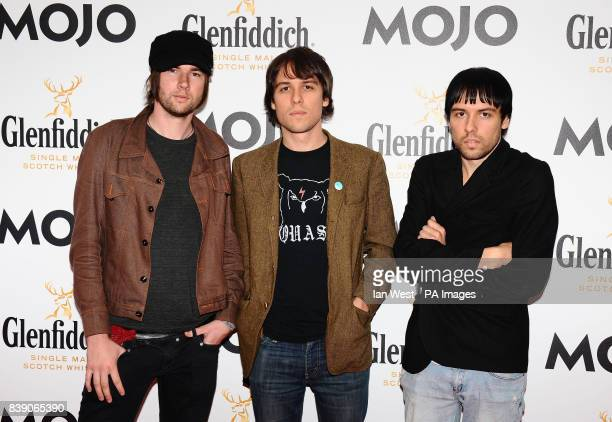 The Cribbs arrive at the Mojo Awards at the Brewery in London