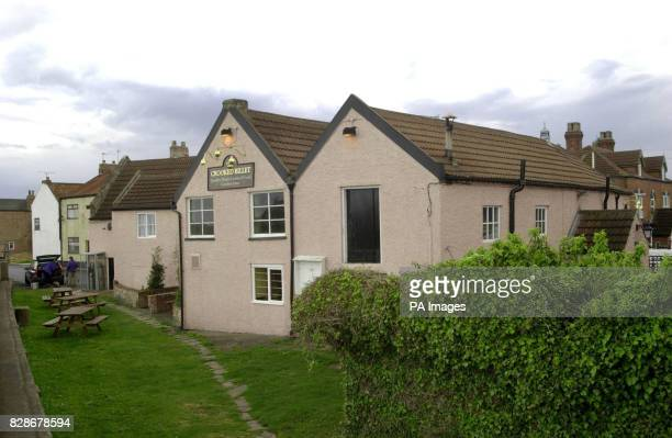 The Crooked Billet pub in Owston Ferry North Lincolnshire from where 18yearold Laura Torn disappeared in the early hours of Sunday morning *...