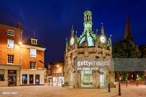 The Cross, Chichester, West Sussex, England