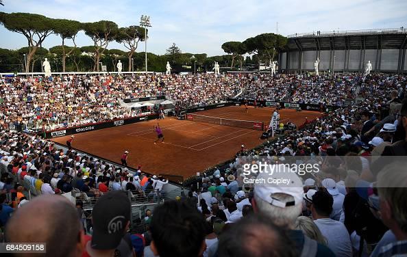 The Internazionali BNL d'Italia 2017 - Day Five : News Photo