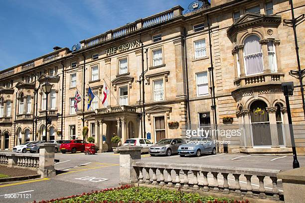 The Crown Hotel Harrogate Yorkshire England UK