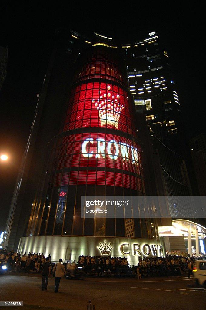 Casino crown macau pbl grand casino events