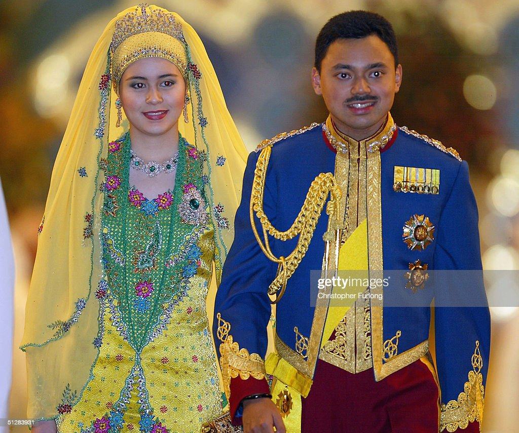 Brunei: Royal Wedding Of The Crown Prince Of Brunei