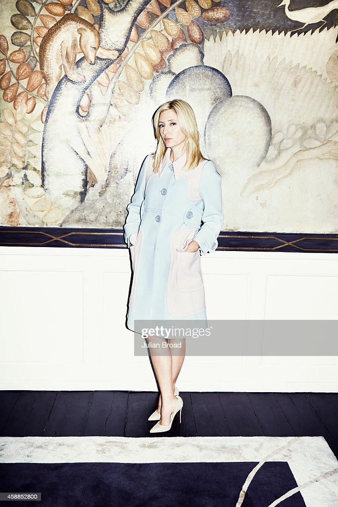 Marie Chantal Miller, Porter magazine UK, April 1, 2014