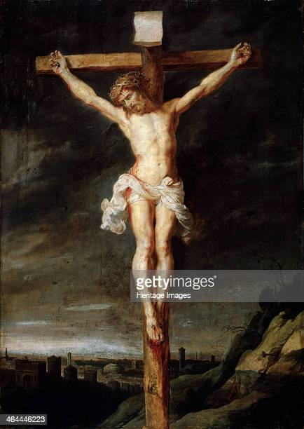 'The Crucifixion' Rubens Pieter Paul Found in the collection of the State M Ciurlionis Art Museum Kaunas