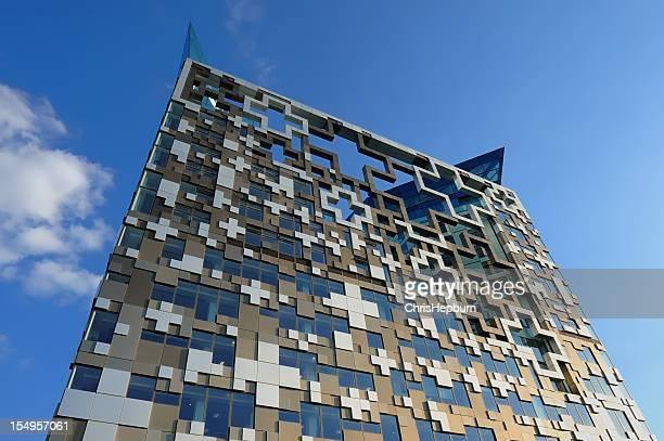 El cubo, Birmingham