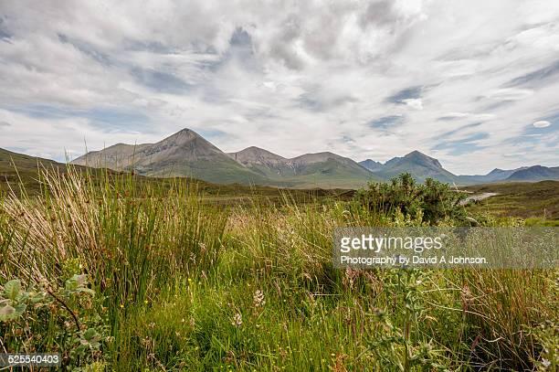 The Cuillins-Isle of Skye