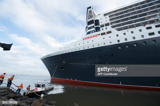 Brooklyn Cruise Terminal Stock Photos and Pictures | Getty ...